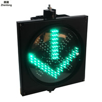 Led Bus Booking Driveway Indicator Red Fork Green Arrow Tunnel Lamp Signal Light Red Green Light Traffic Lights