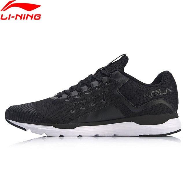 Li-Ning Для мужчин EZ RUN Легкая беговая Обувь комфорт внутри спортивная обувь удобные дышащие кроссовки ARBN059 XYP818