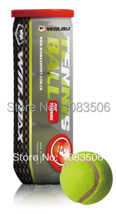 3 PCS /tube International Federation Approved Master A Grade Tennis Ball