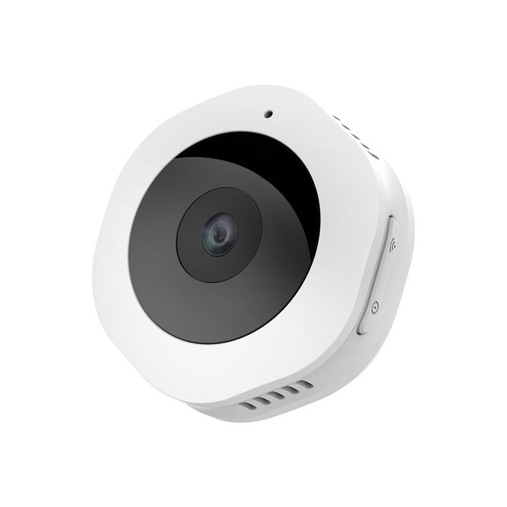 Meisort mini ip wifi wireless camera cctv security home night vision with magnetic stand 2.0mp 1080p network p2p camera