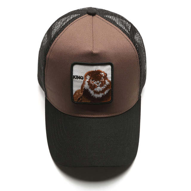 Glaedwine 2017 snapback trucker mesh cap women baseball cap men women  casquette gorras planas King snapback ae444d33f0d