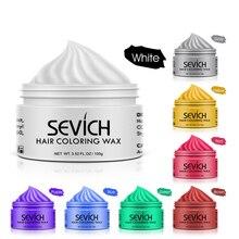 Unisex Temporary Hair Color