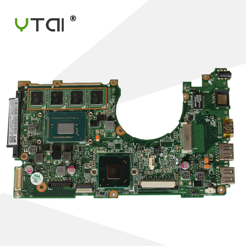 все цены на YTAI 1007U 4G mainboard for ASUS Q200E X201E S200E X202E laptop motherboard REV:2.0 with 1007U 4G RAM mainboard fully tested онлайн