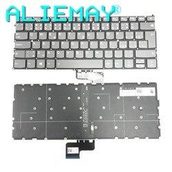 Zupełnie nowy oryginalny SK/CZ czeski podświetlenie klawiatura do lenovo IDEAPAD 720S-13 720S-13IBR 720S-13AST klawiatura szary typ PW