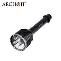 ARCHON D33/ W39 LED Diving Flashlight Scuba lamp underwater dive torch 100m waterproof 3000 lumens