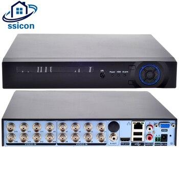 16CH AHD DVR Recorder XMEye APP ONVFI 1080N Hybird NVR Video For 2MP AHD/CVI/TVI/CVBS CCTV Cameras - discount item  32% OFF Video Surveillance