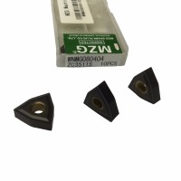MZG WNMG080404 WNMG080408 ZC3511S Cast Iron Turning Cutting Boring CNC Tools Cement Carbide Inserts for WWLN MWLN