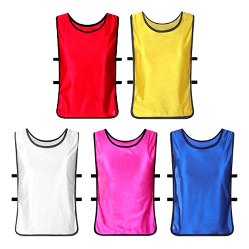 official photos 5c6b9 ca2c0 2019 New Team Training Scrimmage Vests Soccer Basketball ...
