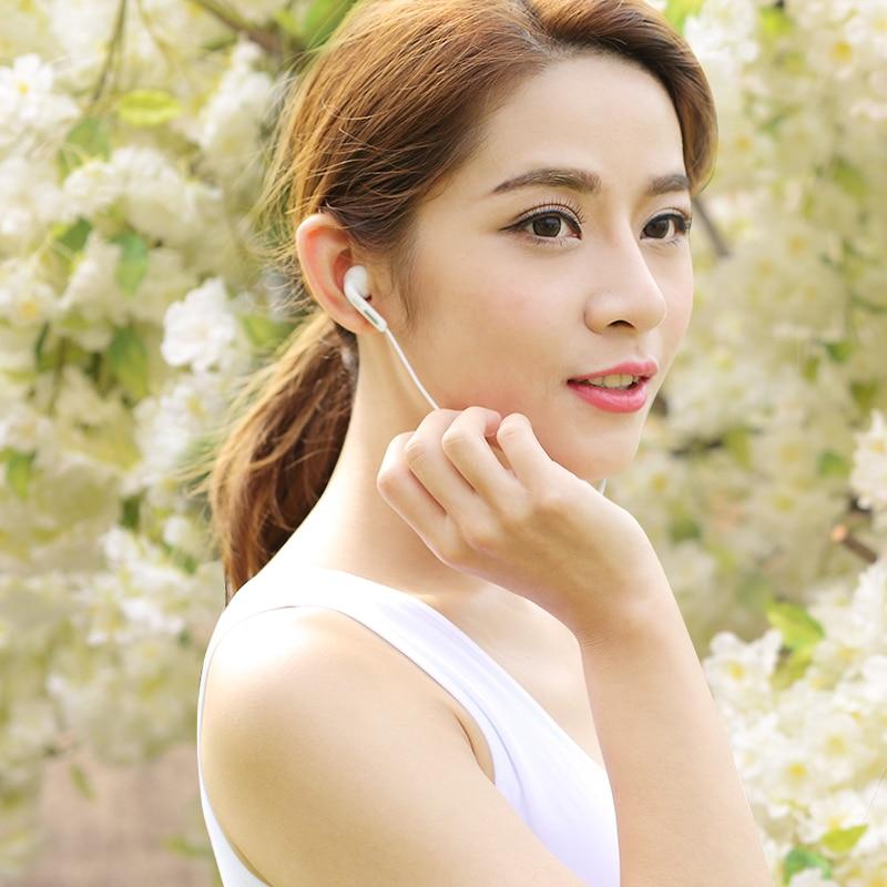 New in-ear earphone for iphone 5s 6s 5 xiaomi bass earbud headset Stereo Headphone For iphone Earpod Samsung sony earpiece