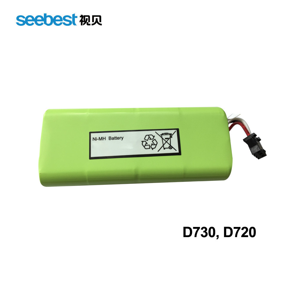 Large Capacity Battery Ni Mh 2200mah For Seebest D730 D720