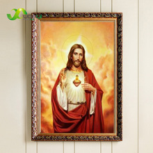 Jesus Christ Figure Wall Art Pictures For Living Room Quality Canvas Oil Painting Home Decor Posters And Prints Artworks