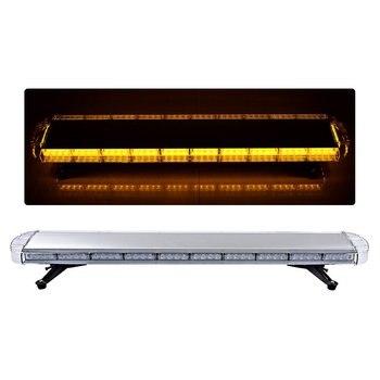 HEHEMM 88 LED Strobe Warning Light Aluminum Waterproof Design Flashing Lights Car Truck