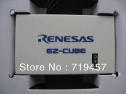 Бесплатная доставка, искусственное устройство ez-cube rl78 r8c3x lx 78k0r 78k 0 v850jx3