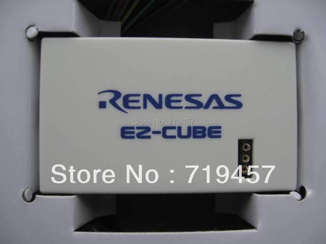 FREE SHIPPING  ez-cube artificial device rl78 r8c3x lx 78k0r 78k 0 v850jx3