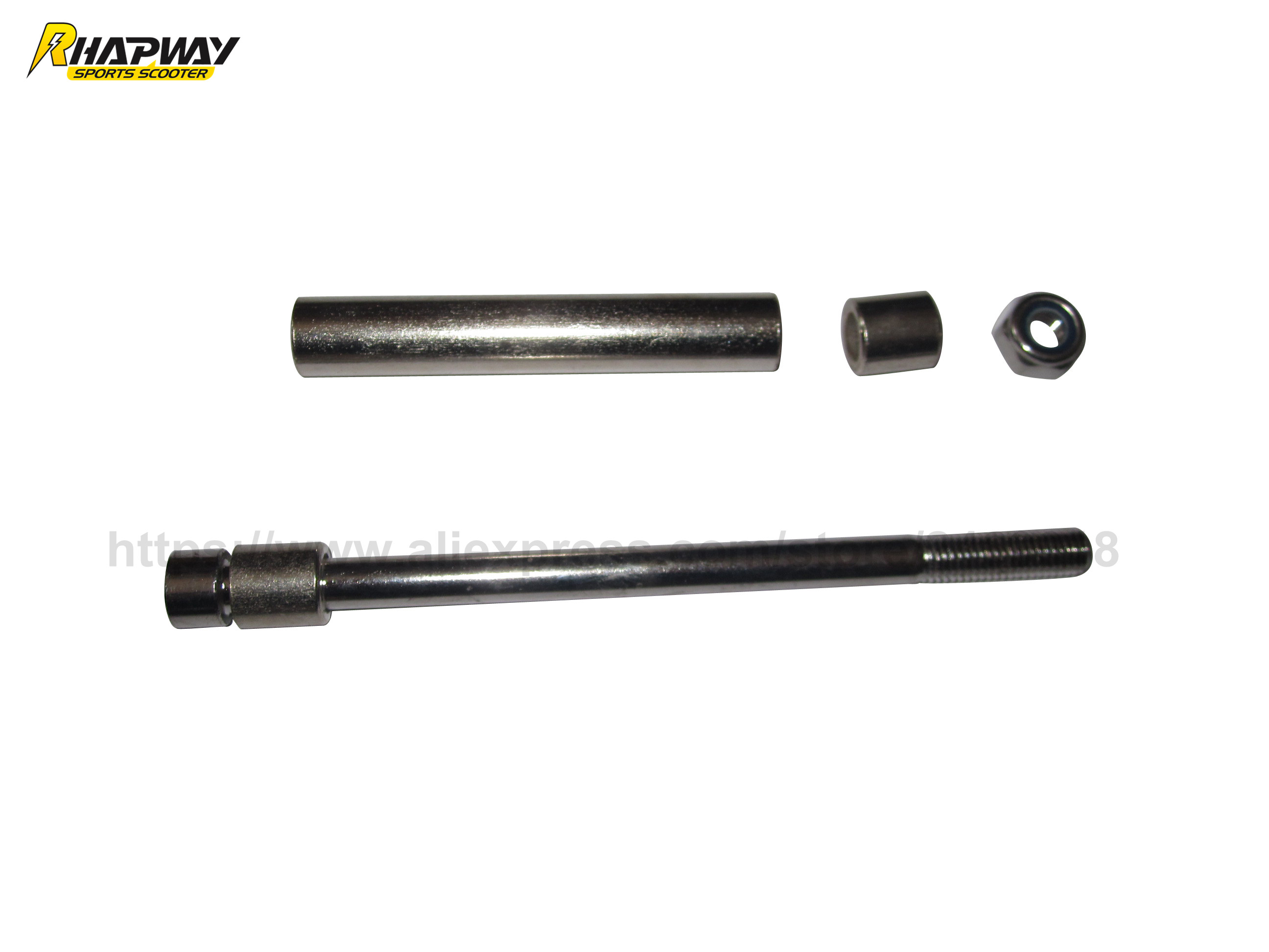 High Quality Gas Electric Scooter Wheel Axle 10 170mm