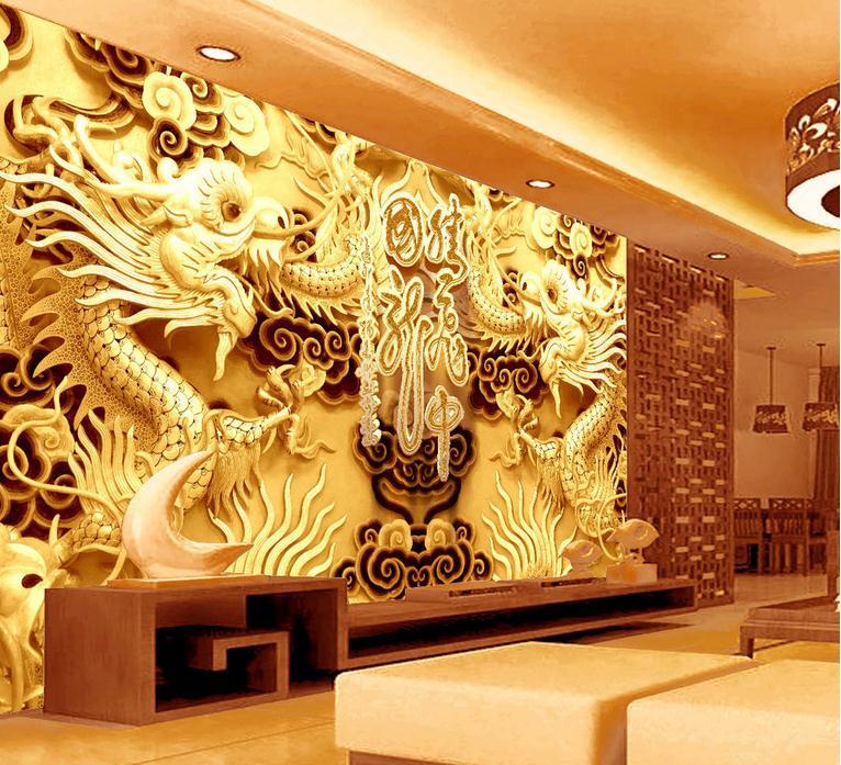 3D photo wallpaper custom 3d wall mural wallpaper murals 3D ...
