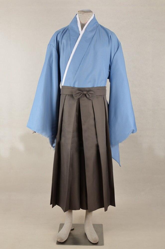 Kakuriyo: chambre d'hôtes pour spiritueux Kakuriyo no Yadomeshi Ginji tenue Kimono Costume Cosplay F006