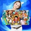 Grande Gaming Mouse Pad Engrosamiento Hemming Estera Grande 750*400mm Del Ordenador Portátil PC