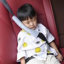 Мягкий ремешок для автомобильного ремня безопасности, мягкая плюшевая подкладка для головы, накладка на плечо, аксессуары для автомобиля, ...