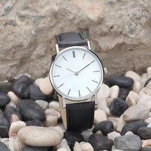 Montre Femme Clock Watch Womens Retro Design Leather Band Analog Alloy Quartz Wrist Watches Relogio feminino Gift Drop shipping