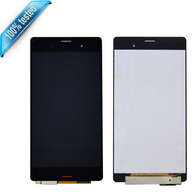 For Sony Xperia Z3 D6603 D6643 D6653 LCD Display Replacement Mobile Phone Parts LCD Display Touch Screen Digitizer