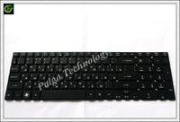 Russian Keyboard For Acer Aspire ES1 512 C4DW Extensa 2519 EX2519 N15W4 2519 C6K2 C4EB BLACK