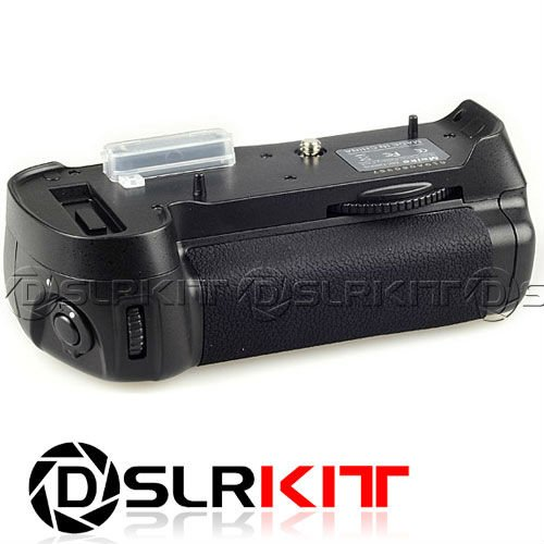MeiKe MB-D12 Alternative Battery Holder Grip for Nikon D800 D800E as EN-EL15 meike mk d800 mb d12 battery grip for nikon d800 d810 2 x en el15 dual charger