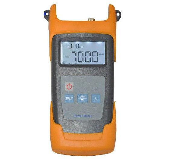 FPM200B Handheld Optical Power Meter -50 ~ 30dBm, Single mode, multimode CATV Network