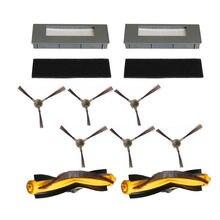 Najlepsza sprzedaż szczotki filtracyjne gąbka do Ecovacs Deebot M87 M88 900 901 Robotic odkurzacze