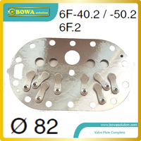 B6 Dia.82mm valve plate complete for repairing Bitzer 6F40.2 and 6F50.2 refrigerant compressor