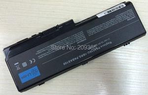 Image 2 - HSW Laptop bateria do toshiby PA3536U 1BRS PA3537U 1BRS PABAS100 PA3536 PA3536U z dostępem do kanałów satelitarnych P200 10G dla Toshiba Equium P200 P300