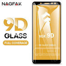 9D Full cover Tempered Glass For Xiaomi Redmi Note