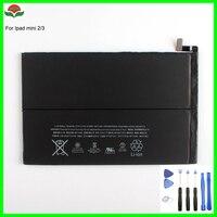 ISUN 6471mAh Mini2 Mini3 Battery A1512 For Ipad Mini 2 Mini 3 A1489 A1490 A1491 A1599