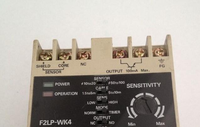 Original amplifier F2LP-WK4Original amplifier F2LP-WK4