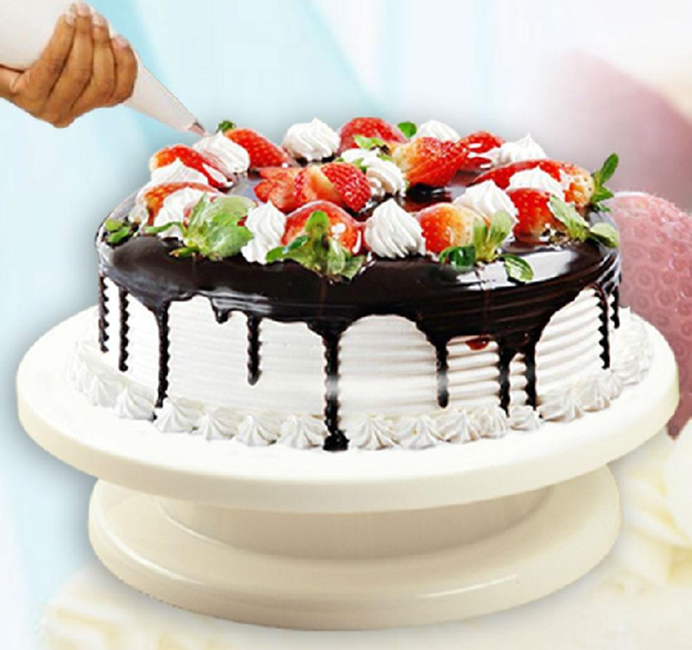 Aliexpress.com : Buy Kitchen Cake Tools Cake Turntable Rotating ...
