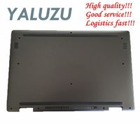YALUZU New Laptop Bottom Case For DELL Inspiron 15 7569 7579 P58F black 0Y51C4 Y51C4 460.08405.0002 Notebook/Laptop Black cover