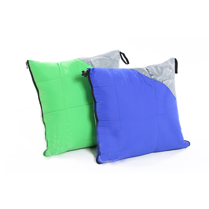 High Quality Light Down Sleeping Bag Ultralight For Camping Tent Soft Sleeping Bag Multi-function Pillow For Car Sofa Sleep Bag 3