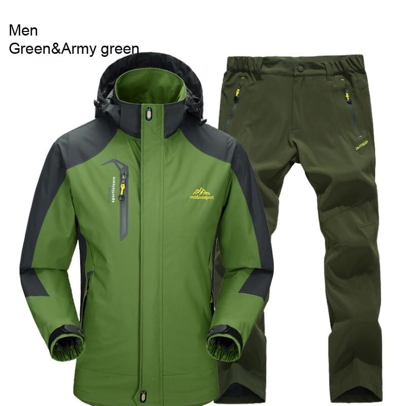men green