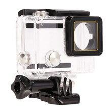 Transparent Wasserdicht Tauchen Kamera Gehäuse Fall für Gopro Hero 4/3 +