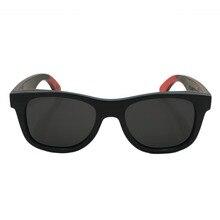 2016 Popular Cycling Eyewear Unisex Classic Wooden Frame Polarized Sunglasses Wooden Sunglasses Free Shipping