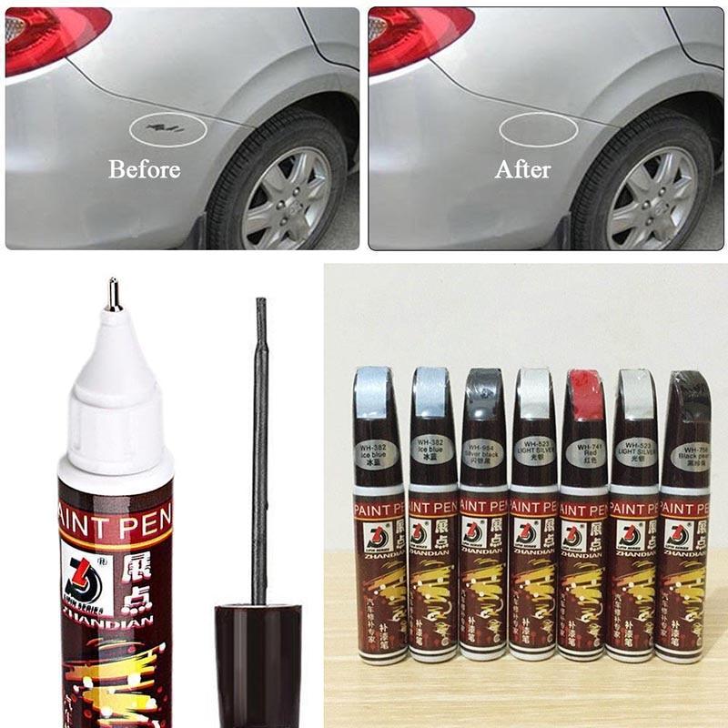 Фотоаппликатор для удаления царапин с помощью ручки, нетоксичный Прочный инструмент, аксессуары для автомобиля, Стайлинг автомобиля