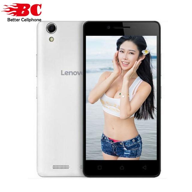Original Lenovo Lemon K10e70 5.0 inch 1280x720P Qual-comm MSM8909 QuadCore 2GB RAM 16GB ROM 4G FDD LTE Android 6.0 Smart Phones
