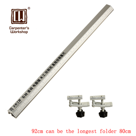 Carpenter's Workshop,Electric Circular Saw Cutting Machine Guide Foot Ruler Guide Three-in-one 45 Degrees Chamfer Fixture