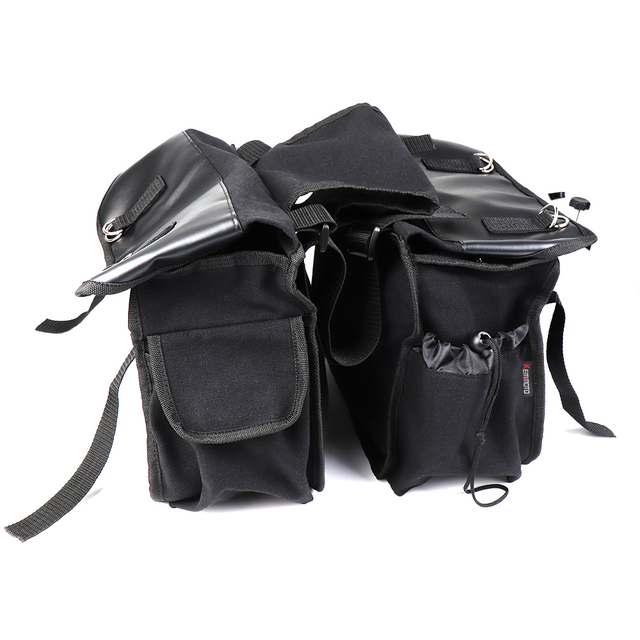 US $27 0 25% OFF|Motorcycle Saddlebag for Harley Sportster 883XL 1200  Cruiser Motorcycle luggage bag Travel Knight Rider For Harley touring bag  on
