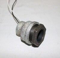DN20 (Per 25mm tubo) Vintage lampada tubo di acqua industriale lanterna base holder (vite E27 lampada lampadina)