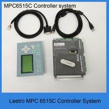Neue Version Leetro MPC6515C laser DSP-controller 3 achsen motionfor co2-laser-schneidemaschine, ersetzen alte MPC6515 MPC6515A