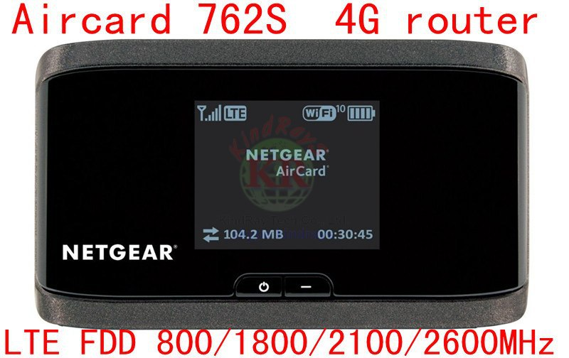 Desbloqueado Sierra AirCard 762S 4G Hotpots LTE bolso WI-FI Móvel router 4g Wireless mifi dongle mini 3g 4g router wi-fi