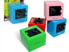 Free Shipping Password Toy Bank Box Goal Piggy Bank Cash Coin Money Saving Storage Calculator Kid Gift