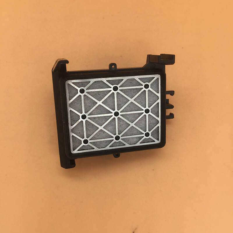 2 Pcs Inkjet Printer DX5 Print Head Cover Cap Top Capping Stasiun untuk Epson 4880 4800 4450 4880C DX5 Cleaning unit Tinta Filter