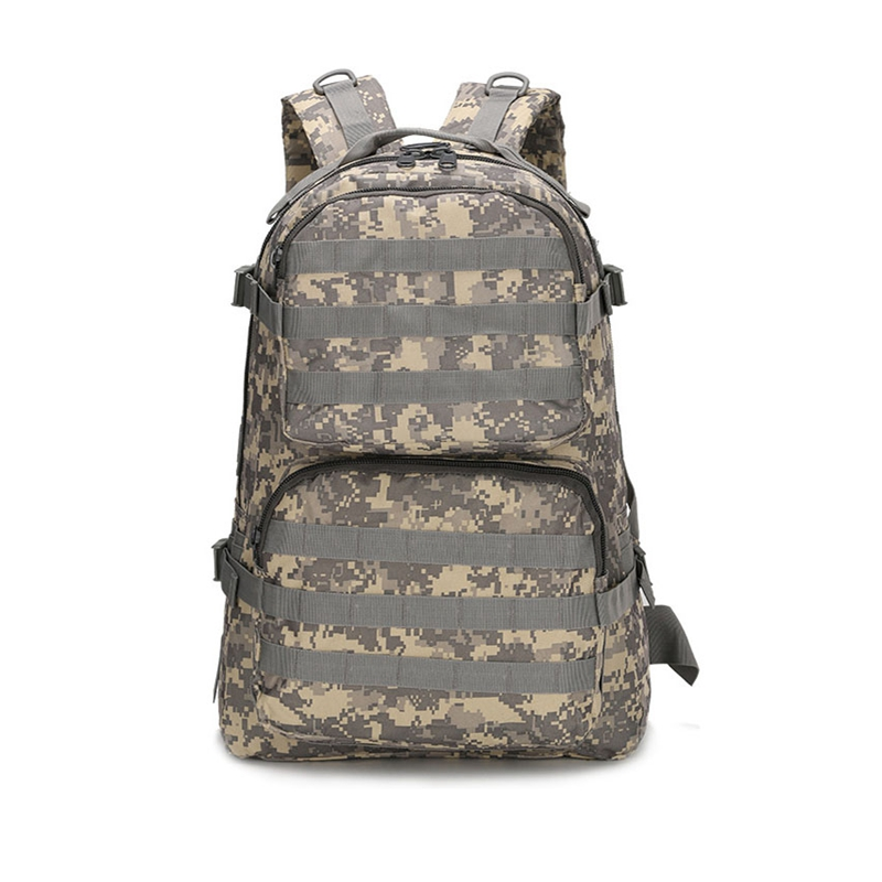 high quality 45L Military Tactical Assault Pack Backpack Hiking Camping Bag Army Trekking Rucksack Waterproof Bug Out Bag Hunt lqarmy 3 day expandable backpack with waist pack large rucksack tactical backpack molle assault bag for day hiking tan